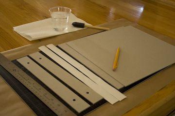 Anne Grantski - Day to Day - DIY Screw PostBinding