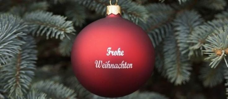 Wohndekoration - Weihnachtsbaumkugel mit Gravur,Weihnachtsgeschenk  - ein Designerstück von lilisgravurshop bei DaWanda