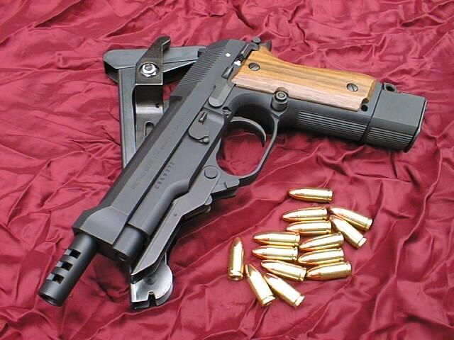 Toy Guns With Bullets Beretta M93R | B...
