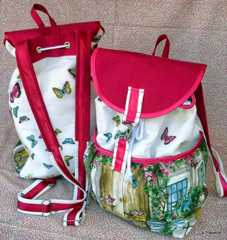 Tutorial,hermosa bolso para la nena