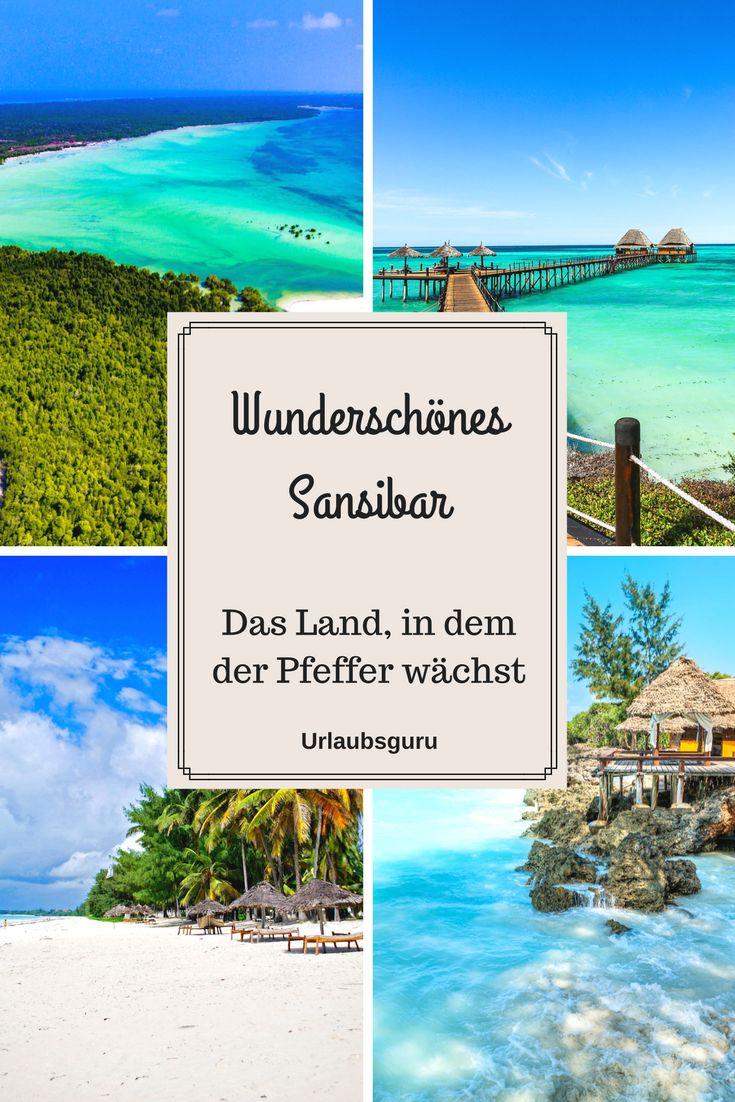 """""""Ach, geh doch dahin, wo der Pfeffer wächst!"""" – """"Sehr gerne."""" Wenn euch das nächste Mal jemand weit weg wünscht, dann macht euch keine Sorgen. Denn dort, wo der Pfeffer tatsächlich wächst, erwartet euch ein Paradies: Sansibar.  #afrika #sansibar #tanzania #africa #beautifulplaces #traveltheworld"""