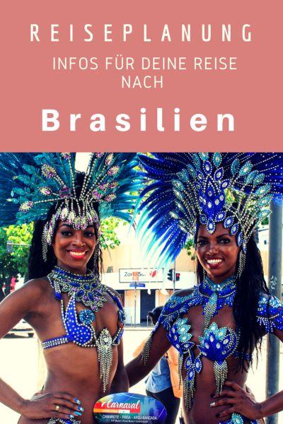 Infos für deine Reise nach Brasilien