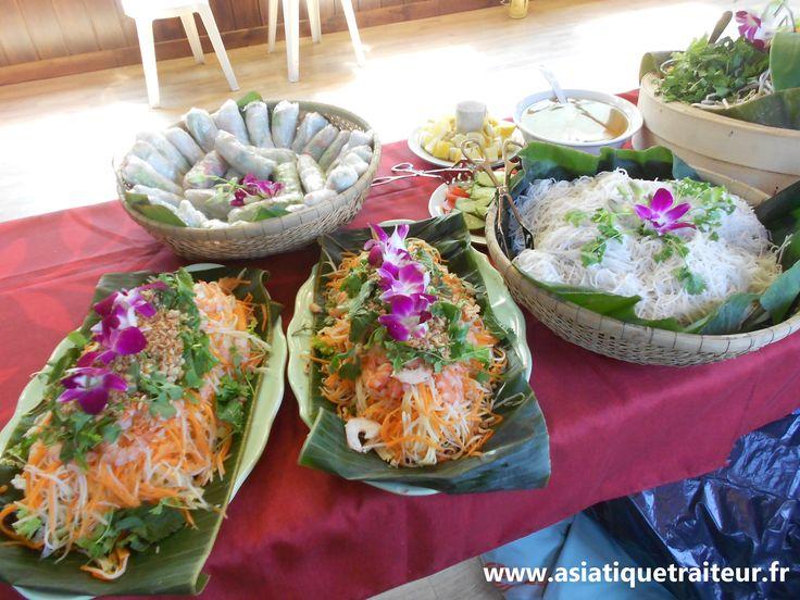 Traiteur vietnamien