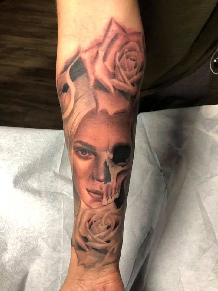 Isaac luck tattoos tattoo studio in midvale utahs