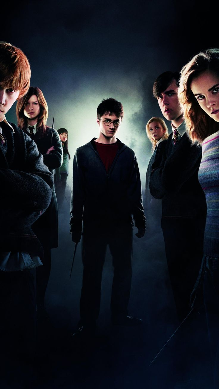 Harry Potter And The Order Of The Phoenix 2007 Papers Der Des Harry Lucia Harry Potter Tumblr Orden Des Phoenix Harry Potter Film