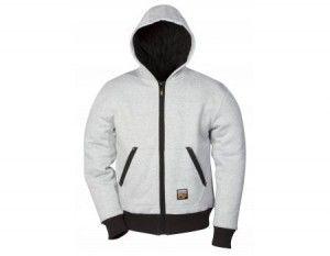 Giubbotto trapuntato Timberland PRO 316, colore grigio melange, modello TIMB 4268316-S/XXXL