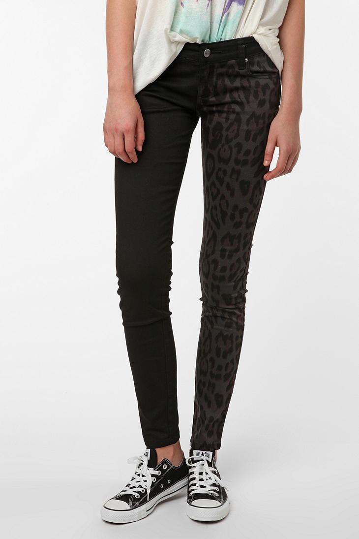 Tripp NYC Split Leg Jean