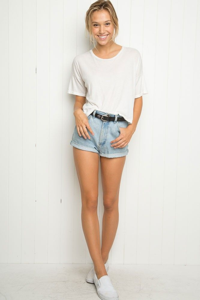 Brandy ♥ Melville | Mya Top - Tops - Clothing
