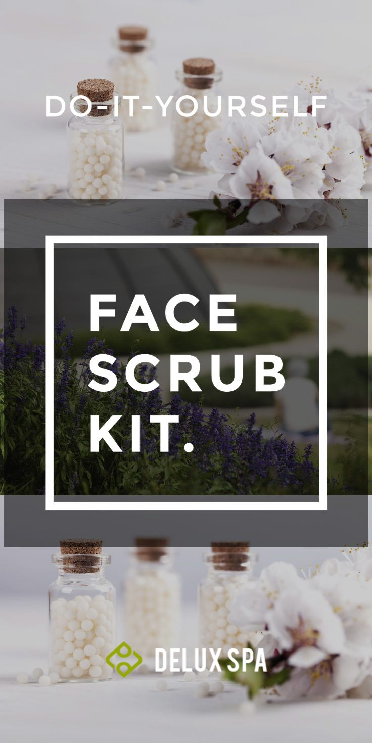 27 a do it yourself face scrub kit that uses the finest natural ingredients of that month to. Black Bedroom Furniture Sets. Home Design Ideas