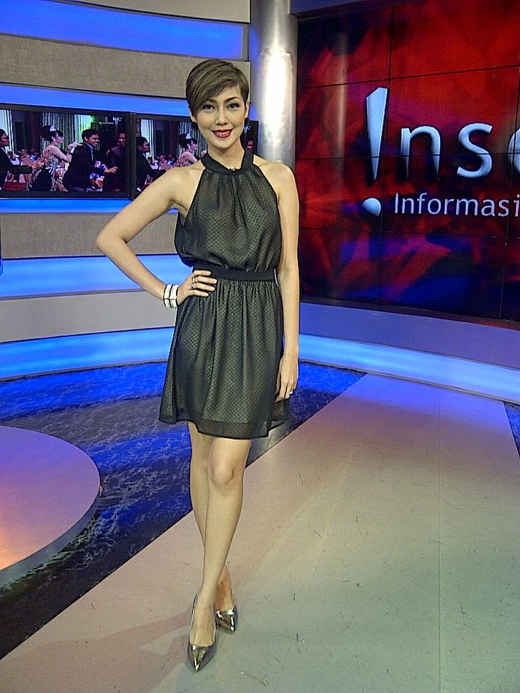 (X)S.M.L Sheer Dress is appeared on Trans TV - September 2013