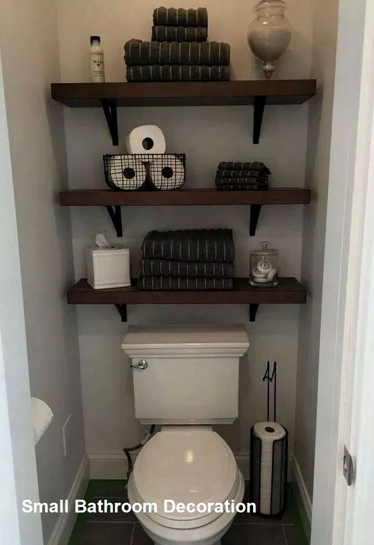 15 Cozy Design Ideas For Small And Functional Bathrooms 2 In 2020 Small Bathroom Decor Bathroom Design Small Bathroom Styling