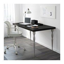 white gray solid wood office. ikea nipen leg gray solid wood is a durable natural material white office