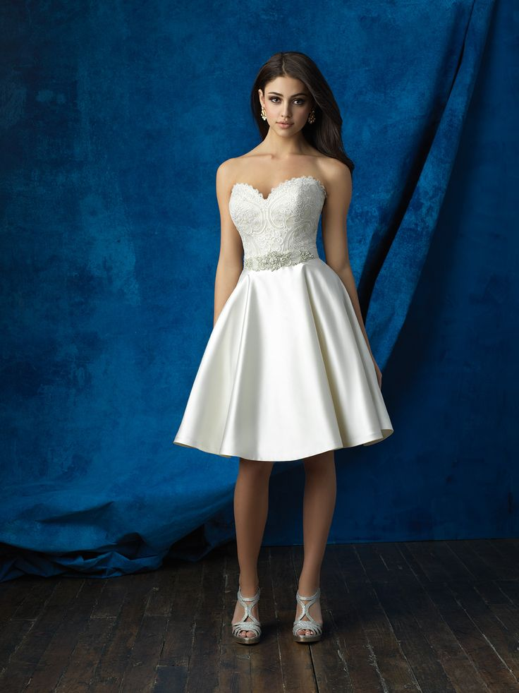 Allure Bridals Skirt A2006 Find This Dress At Janene S Bridal Boutique Located In Alameda