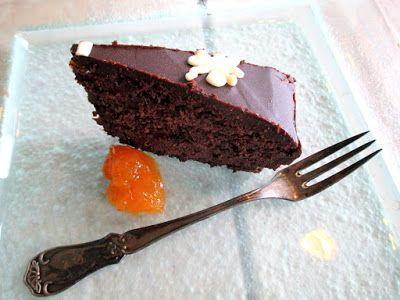 Tinskun keittiössä: Sacherkakku, sokeriton ja viljaton