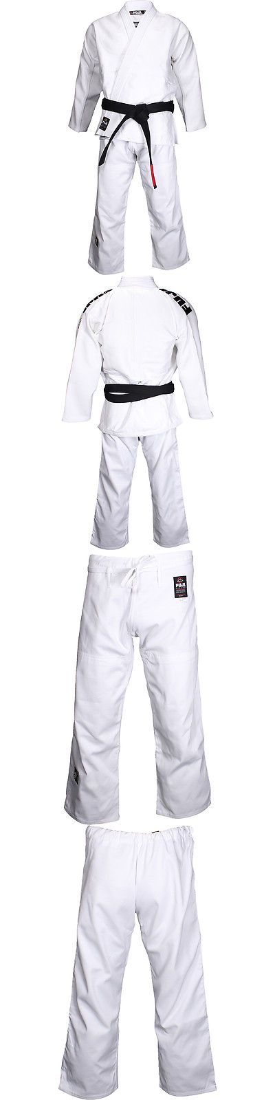 Uniforms and Gis 179774: Fuji Deluxe Double Weave Judo Gi -> BUY IT NOW ONLY: $98.99 on eBay!