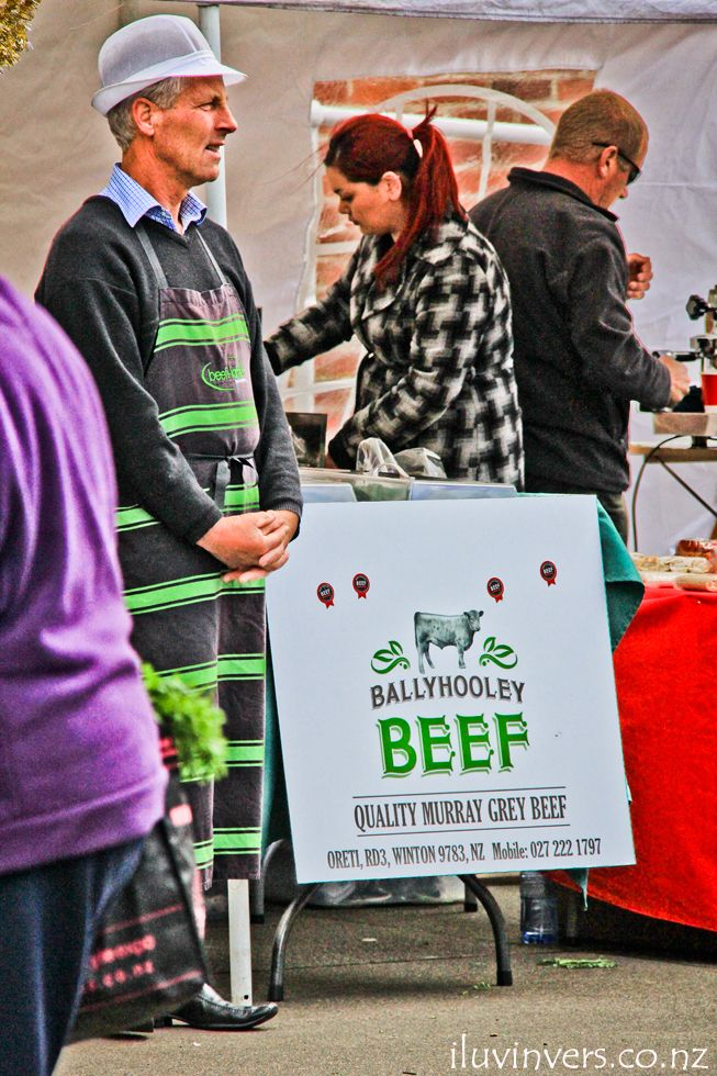 Southern Farmers Market held on Sunday's at Southland Boys Highschool, from 9.30am.