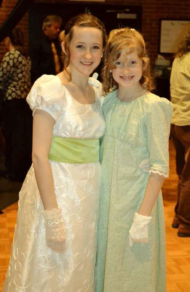 Jane Austen's fan club | 24 Badass Halloween Costumes To Empower Little Girls