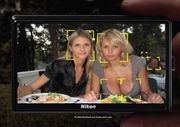 Nikon, поиск по лицам