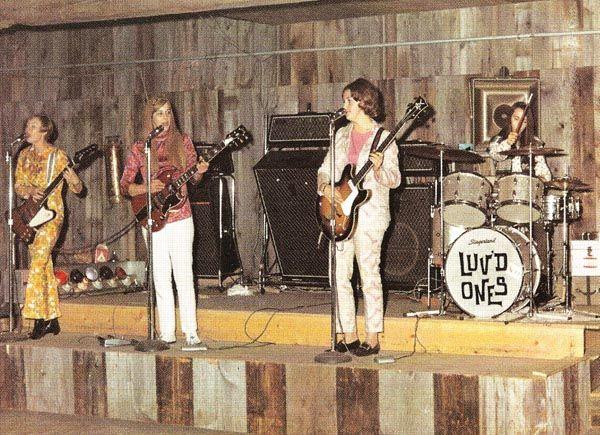 Женские музыкальные группы 60-х » Сайт веселого настроения