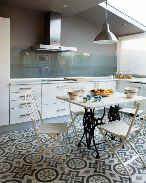 die besten 25+ küchenrückwand glas ideen auf pinterest | küche, Möbel