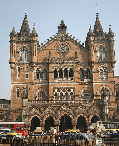 Mumbai > Victoria Terminal