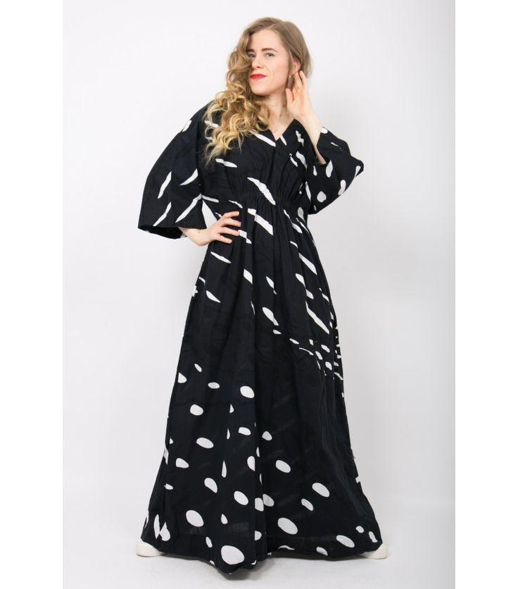 Marimekko Vintage 1975 mekko, M - WST