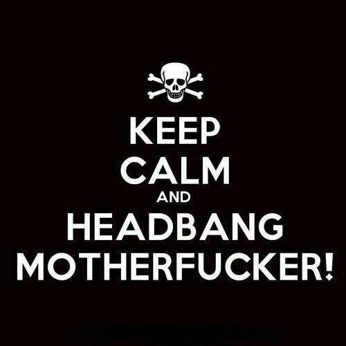 Forever! Metal Till Death! m/