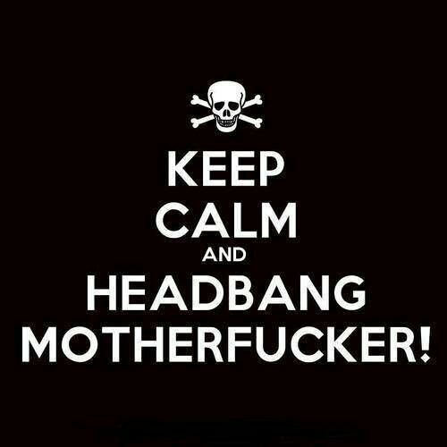 Forever! Metal Till Death! \m/