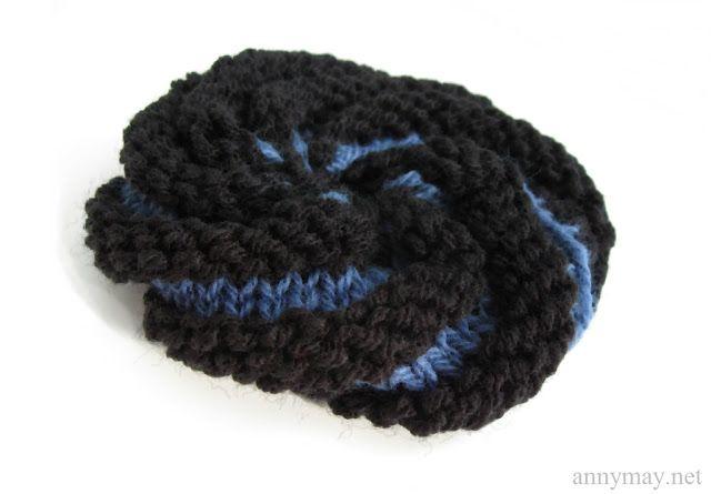 AnnyMay Le Blog: Éponge pour la vaisselle au tricot - Tawashi DIY
