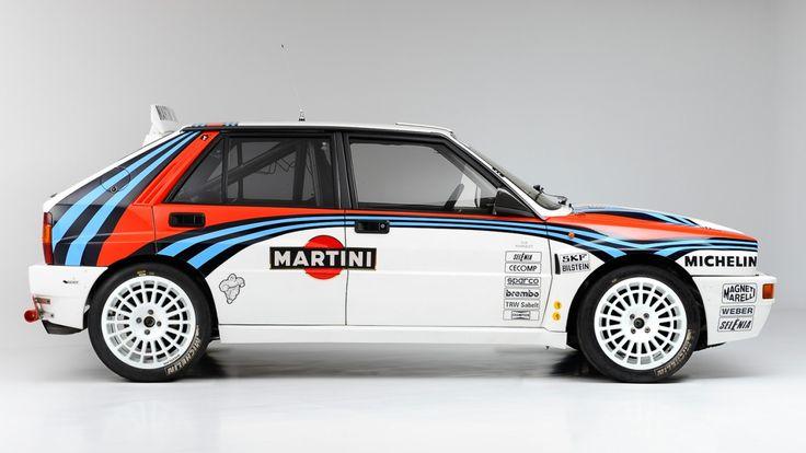 1992 Lancia Delta - Evo. Gr. A   Classic Driver Market