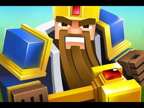 Royale Clans Clash of Wars Gameplay New Android Strategy Games 2017 Royale Clans Clash of Wars Gameplay New Android Strategy Games 2017  Fans of strategy games rejoice! The time of epic battles and desperate duels has come! Discover and craft lots of cards behind each of which there are creatures of Royale Clans  Clash of Wars world: pixel dragons and knights pocket zombies and mummies combat robots and giant salamanders as well as many other incredible beings. Defeat your enemy in a duel by…