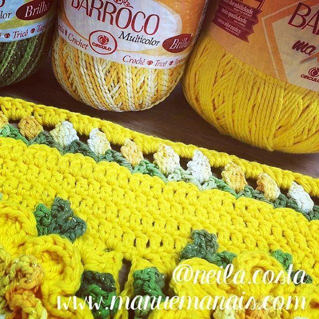 Luz, câmera, ação  Gravando  Adivinhem o que vem por aí??? Aguardem  #ManueManiasCrochet #videoaulacrochê #Crochet #free #Handmade #crochetlove #Croche