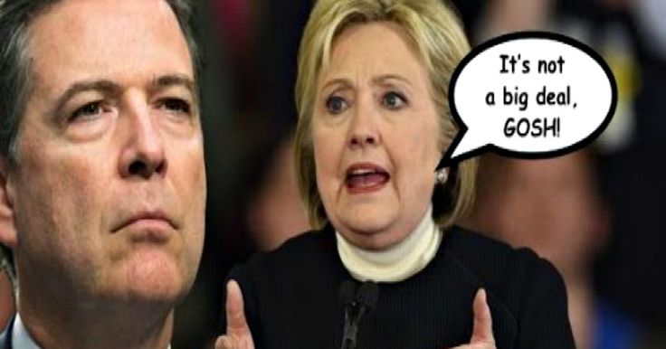 Earlier this week FBI Director James Comey was called to once again testify before Congress in connection to the Hillary Clinton email imbroglio. This round of questioning would focus mainly on the odd decision that the FBI made to grant immunity to five persons of interest...