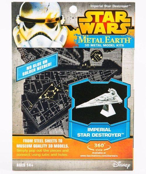 Metal Earth 3D Metal Model Kit - Star Wars Imperial Star Destroyer