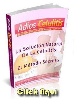 Adiós celulitis