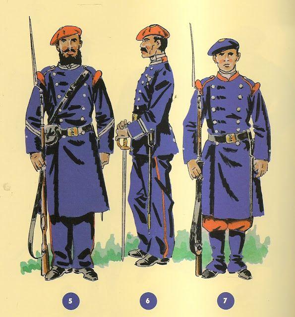MINIATURAS MILITARES POR ALFONS CÀNOVAS: LAS TROPAS CARLISTAS DE 1872-76. - ( Nº 1 ) por Don José Mº BUENO.
