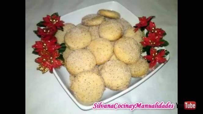 Navidad: dulces Mantecados!!!