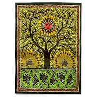 Tree of Life from @NOVICA, They help #artisans succeed worldwide.