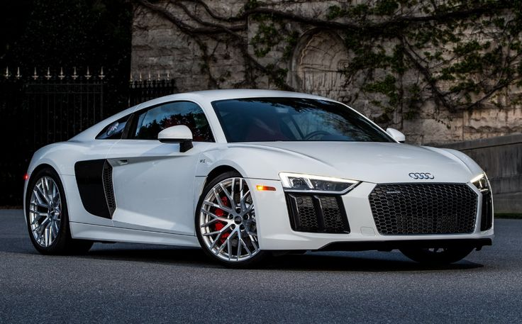2017 audi r8 cost White Cars