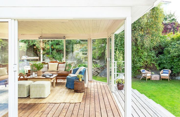 Home Tour: A Whitewashed Scandinavian Family House in Sweden Photos | Architectural Digest