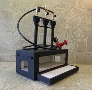gas forge burner plans - Google Search