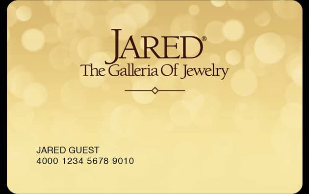 33+ Jared galleria of jewelry credit card login information