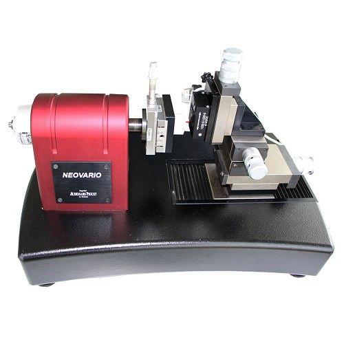 Le NEOvario dispose d'une technologie de pointe. Complétement intégré et compact, cet appareil de mesure répondra à des besoins exigeants dans le domaine des mesures de force et de couple.