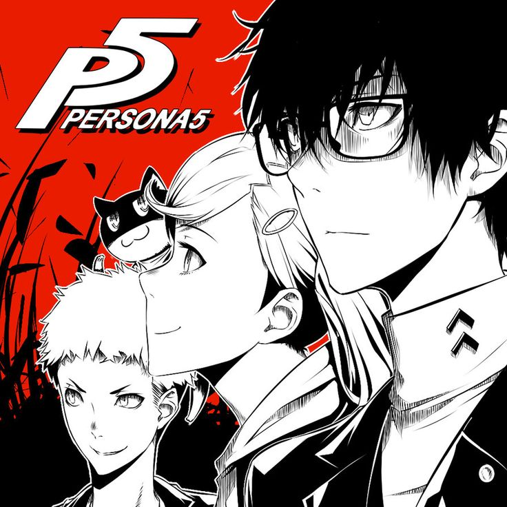 Persona5 by DCIEVE