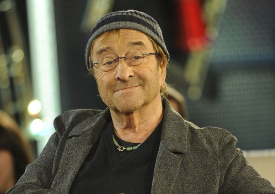 Lucio Dalla, one of the Italian singers-composers died today March 1st 2012