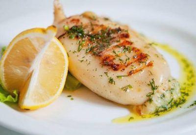 Фаршированные кальмары » Аппетитно: кулинарные рецепты