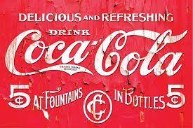 Delicious Coca-cola