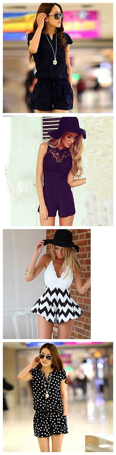 Jumpsuits are trending! Find adorable and easy to wear pieces with us for up to 85% off!