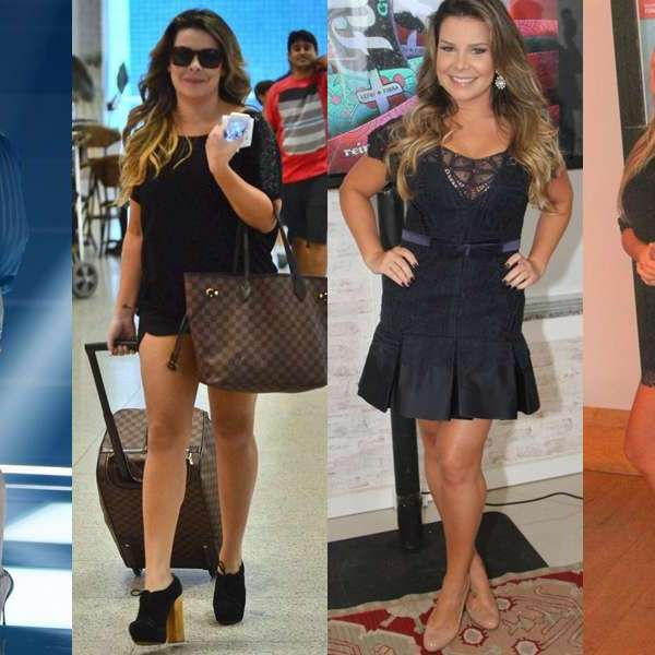 Pernas de fora: veja estilo de Fernanda Souza em 15 looks