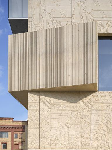 The Museum for Architectural Drawings - Museum for Architectural Drawings of the Tchoban Foundation - Berlino, Germany - 2013 - SPEECH